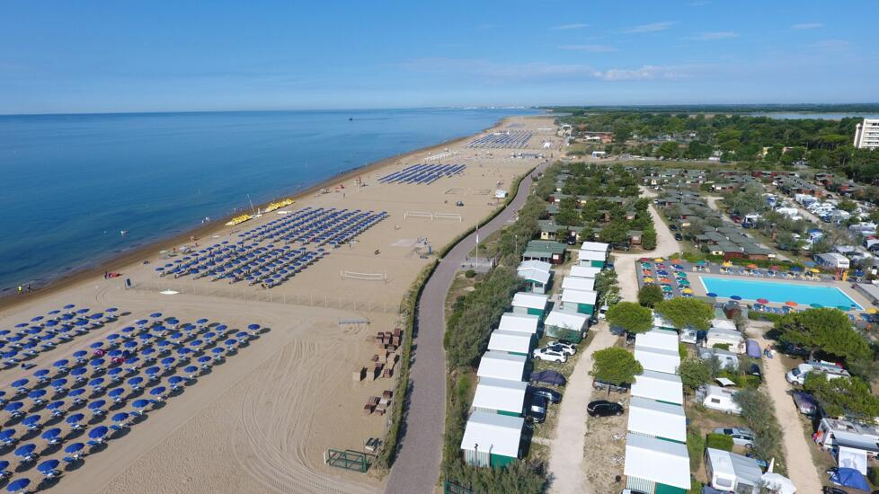 Camping Lido: a sea of novelty for a memorable stay