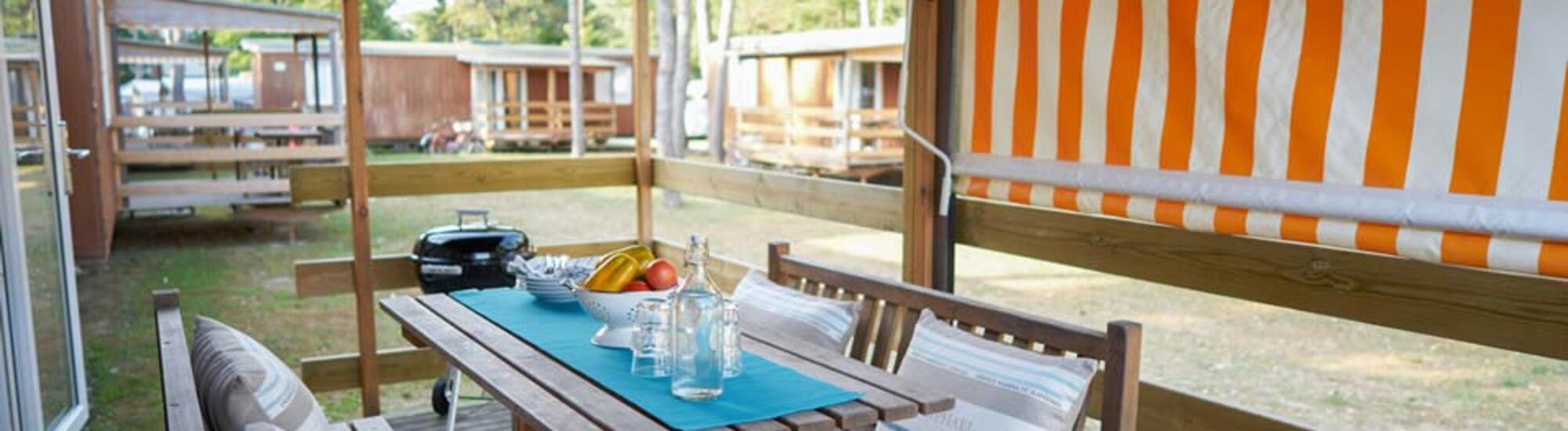 Short midweek stays in a mobile home in Bibione