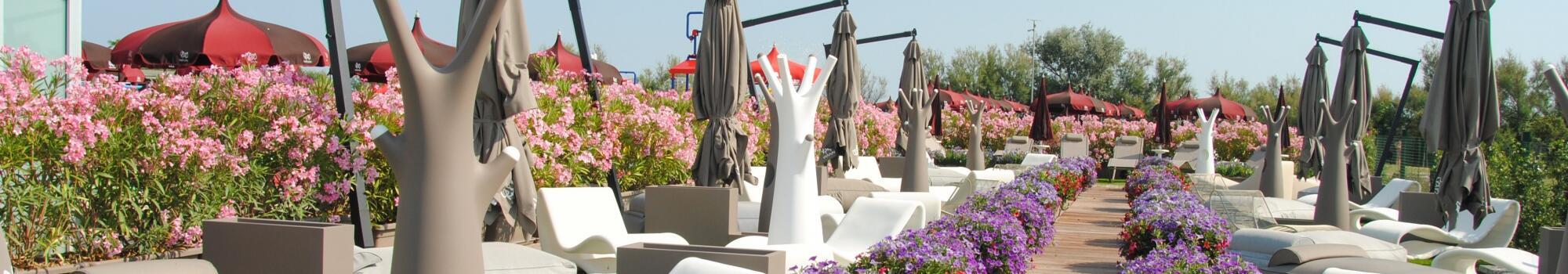 POOL COMFORT AREA – Wasserpark