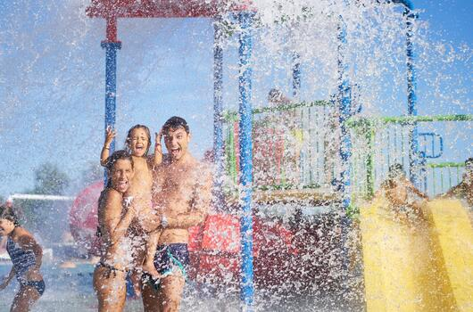 Short stays during September in a mobile home in Bibione