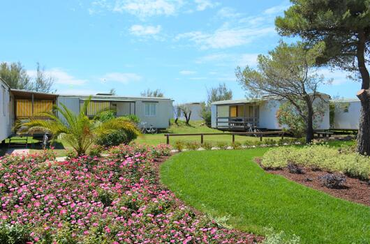 A week during September in a mobilhome in Bibione