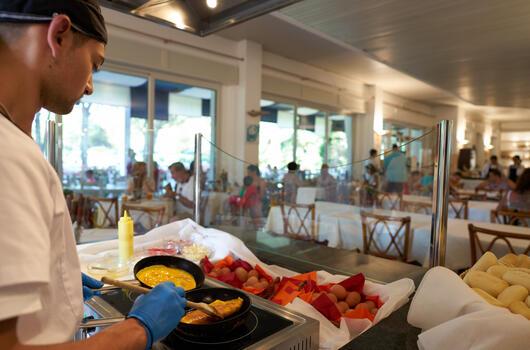 Augusturlaub im Residence in Bibione