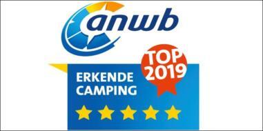 ANWB ERKENDE TOP CAMPING 2019