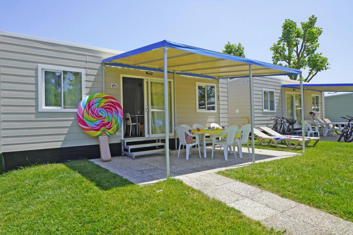 EARLY BOOKING SPECIAL OFFER IN MOBILE HOME ON LAKE GARDA