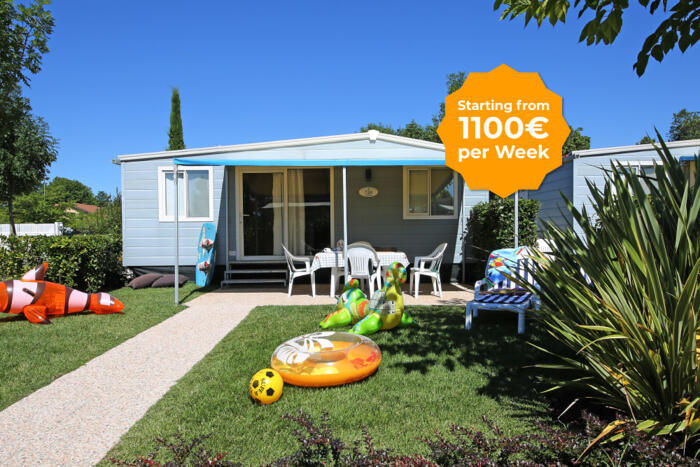 PROMO: A WEEK IN A MOBILE HOME!
