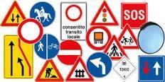 LAVORATORI- APPOSIZIONE SEGNALETICA STRADALE con traffico veicolare - ai sensi del DM 4/3/2013 8 ore
