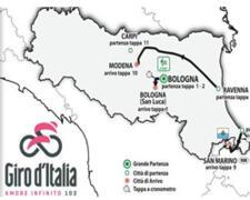 TOUR D'ITALIE 2019