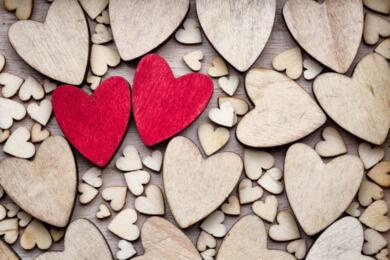 Überraschungen der Liebe