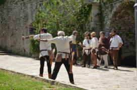 Campionato Italiano di tiro con l'arco storico - LAM