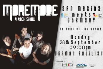 San Marino Meets Germany Feat. MoreMode  LIVE