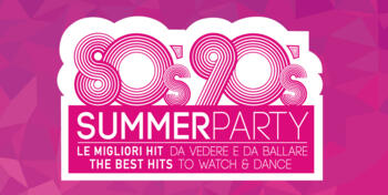 *80s90s SUMMER PARTY!*