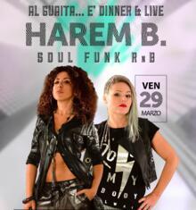 AL GUAITA ....è Dinner & Live! _ HAREM B Live!