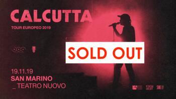 CALCUTTA TOUR EUROPEO 2019 - San Marino