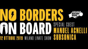 ROCKIN'1000_No Borders On Board - October 12th 2019