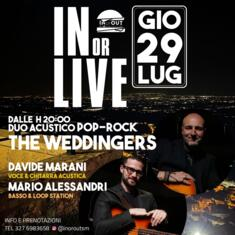 IN or LIVE  feat. THE WEDDINGERS