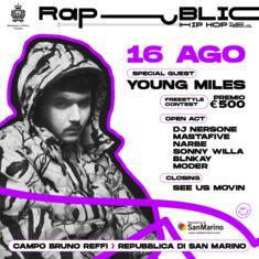 RAPublic - Hip Hop Music Festival