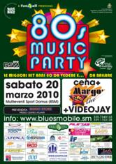 80s Music Party 2010