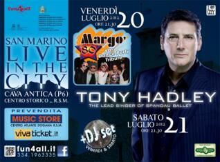 San Marino Live in the city - 1st Edition