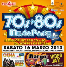 70s80s Music Party 2013