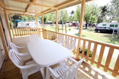 Last Mobile Homes available! Special price: €500/week! (23 06 - 30 06)