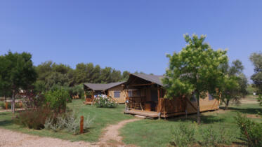 Glamping Time: réduction au camping village en Toscane