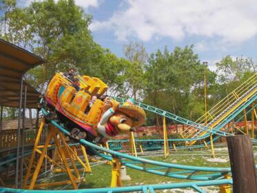 Week-end en Toscane avec entrée gratuite au parc d'attraction