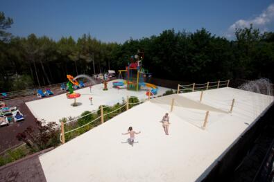 Vacanze in camping village in Toscana