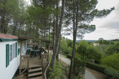Vacanze estive in Toscana in Mobile Home