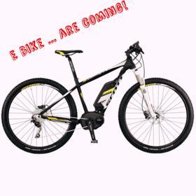E bike Time ...