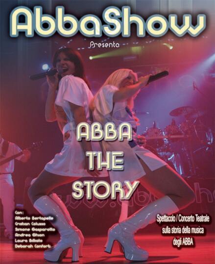 ABBA SHOW, ITALIAN ABBA TRIBUTE