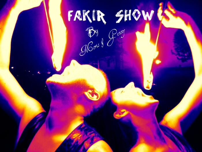 FAKIR SHOW
