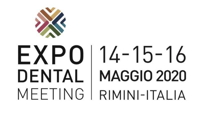 Expodental Meeting Offer Rimini 2020