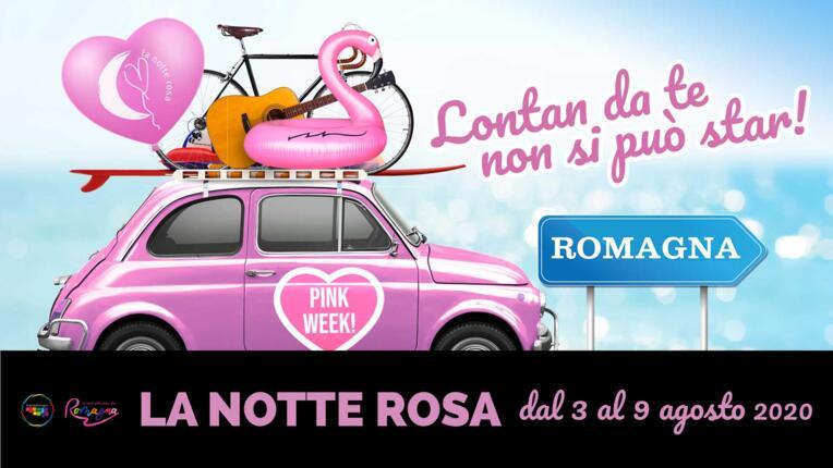 Notte Rosa 3 - 9 Agosto 2020