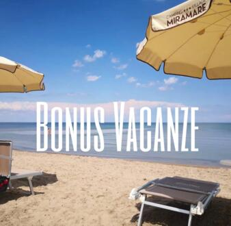 Bonus Vacanze: YES you can!