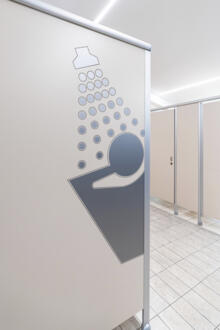 News 2021: Illuminazione servizi igienici