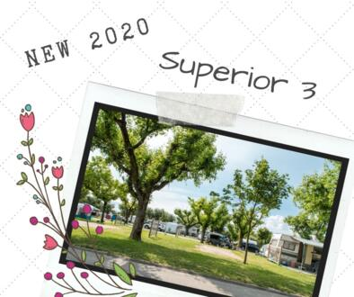 2020: new Superior pitches