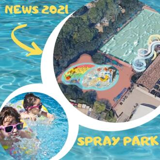 NEW 2021: SPRAY PARK