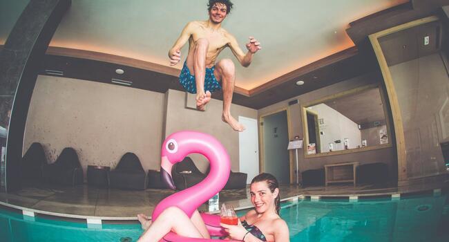 Livigno hotel con piscina: scopri il nuovo Francesin