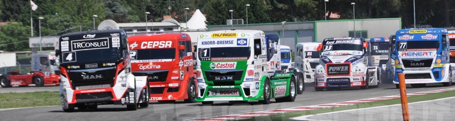 Speciale Truck Racing Championship a Misano
