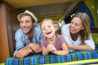 Speciale Estate 2018:  tariffe forfait per soggiorni in camper o caravan