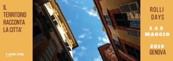 Genova e i Rolli Days 2019