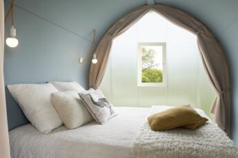 Vacanza glamour in glamping