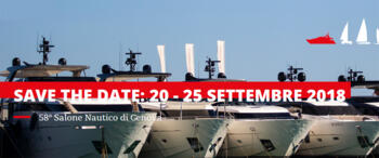 59. Internationale Bootsausstellung in Genua