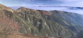 Trekking in the Beigua Geopark