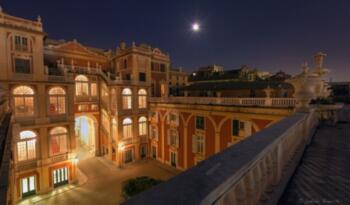 De tentoonstellingen in Genua en omgeving