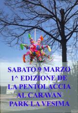 De fantastische Pentolaccia op Caravan Park La Vesima