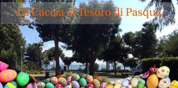 La caccia al tesoro di Pasqua vi aspetta!!!