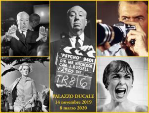 Alfred Hitchcock in mostra a Genova