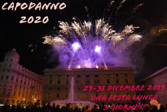 Capodanno 2020 a Genova