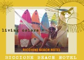 Hotel Riccione with Discount Tickets for Amusement Parks